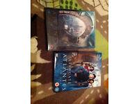 Stargate Atlantis DVD seasons 1 & 2