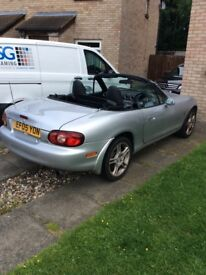 Excellent example mx5 for sale