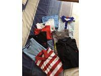 Genuine Polo, Boss, Tommy Hilfiger, Nike & Slazenger Tee shirts