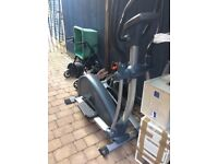 Nearly new John Lewis cross trainer for sale, used maybe 10 times