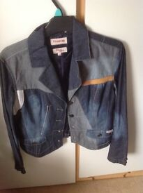 Fire strap jacket size 10