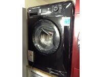 Beko 7kg 1400spin washing machine. A++ black. £220 RRP £299 new/graded 12 month Gtee