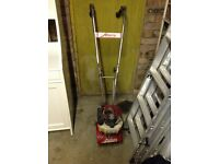 4 Stroke Mantis Tiller B/E & Cultivator with Accessories