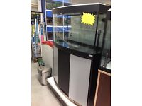 Fluval Vicenza Fish Tank, Aquariums, Tanks, Tank with Stand