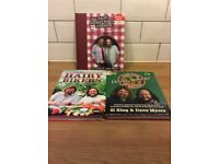3 Hairy Bikers Cookery Books