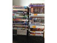 DVD & PC games