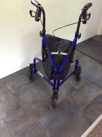 3 wheel walking frame