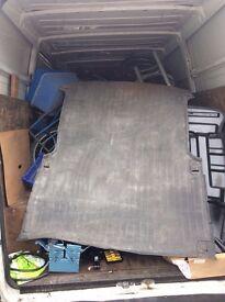Combo load liner non slip + side door trim.