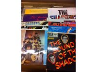 The Shadows on Vinyl- Heart of the Valleys Record Store, Blackwood.