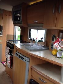 2009 Swift Challenger 530 4 berth with Motor Mover