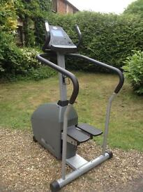Johnson S8000 Commercial Programmable Climber/Stepper (Delivery Available)