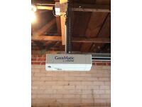 Electric Garage Door Mechanism - selling due to garage conversion