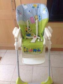 Chico Polly High Chair Very Good Condition