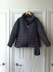 ladies Michael Kors puffer jacket (size16-18)