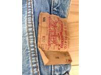 Levi 501 jeans 36W x 32L