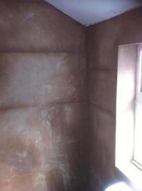 Plasterer. Morris plasters services