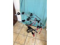 Halfords Cycle Carrier (3-4 bikes) (Suitable for over spare wheel)