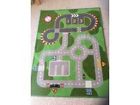 IKEA car parking/road play mat