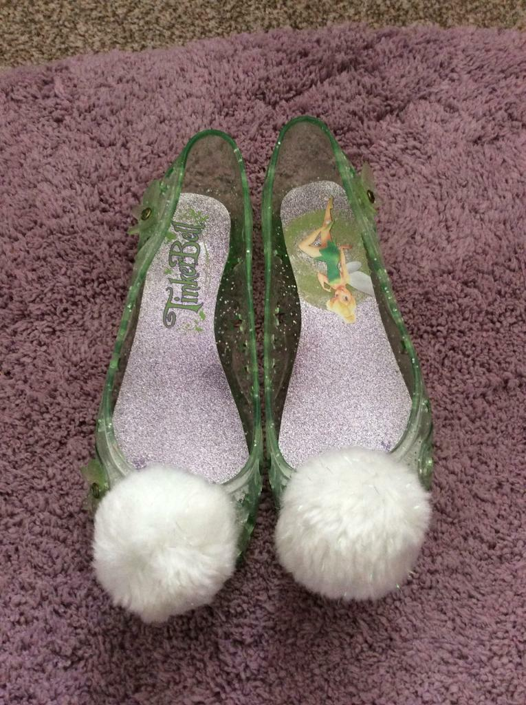 63910c47365a4 Girl's Disney Tinkerbell Shoes | in Gabalfa, Cardiff | Gumtree