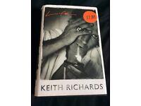 Keith Richards Life Autobiography