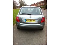 Fiat stilo for sale, selling cheap as i have a new car