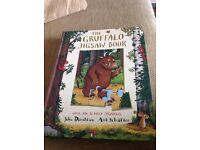 Gruffalo jigsaw book brand new