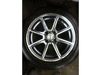 Vauxhall 15 inch alloys
