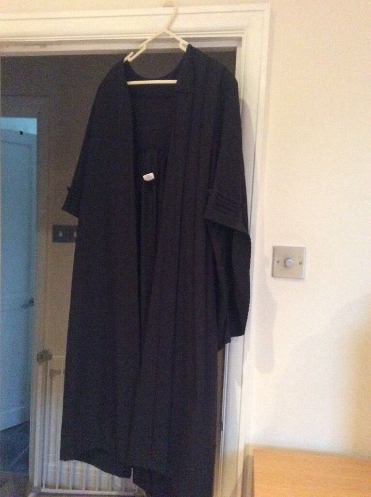 Barrister Gown and Wig for sale never used | in Wimbledon, London ...