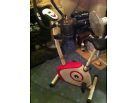 Davina Mccall cardio exercise bike