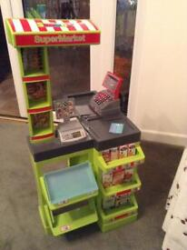 Smoby super market rrp £45