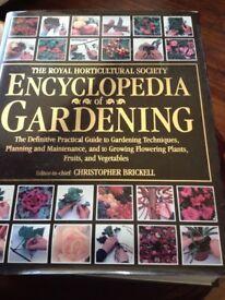 Encyclopaedia of Gardening