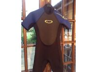 Brand new shortie wetsuit