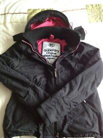 Super dry Windcheater Jacket Size Medium