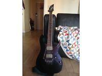 Ibanez RG2550 Prestige - Made in Japan + Bareknuckle WarPigs!! Perfect metal guitar.