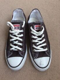 Ladies grey Baseball shoes