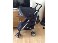 Silver cross pushchair in excellent condition