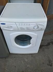 Washing machine hot point ..Cheap free delivery
