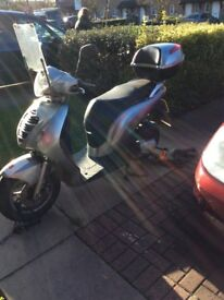 Honda ps motorcycle in very good condition with knowledge accessories included plus maps