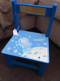 Kids Chair Astronaut Space Bedroom Boys