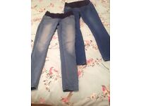 Maternity Jeans (2 pairs)