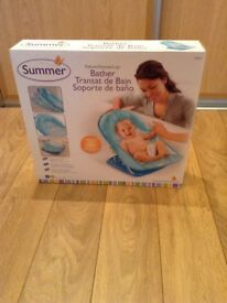 Brand new baby bath seat