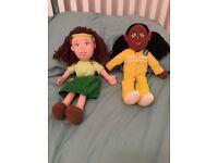 Balamory talking soft dolls