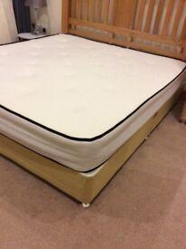 Super king mattress.