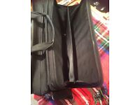 Antler laptop cases x 2, black, good condition.