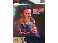 An Original by Bruno, vinyl album by Tony Bruno