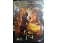 Disney's Beauty And The Beast (2016) DVD NEW/Sealed