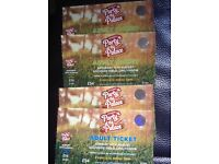 Party at The Palace Tickets (Linlithgow)