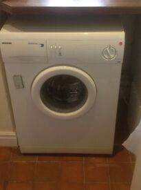 HOOVER PERFORMA AC121 WASHING MACHINE