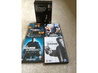 The Ultimate Bourne Collection Boxed Set