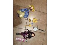 2 X Ever After High dolls